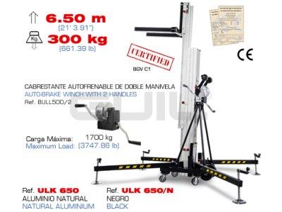 ULK 650XL