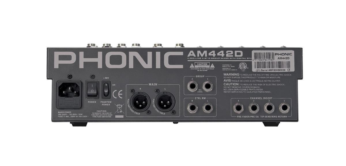 AM442D