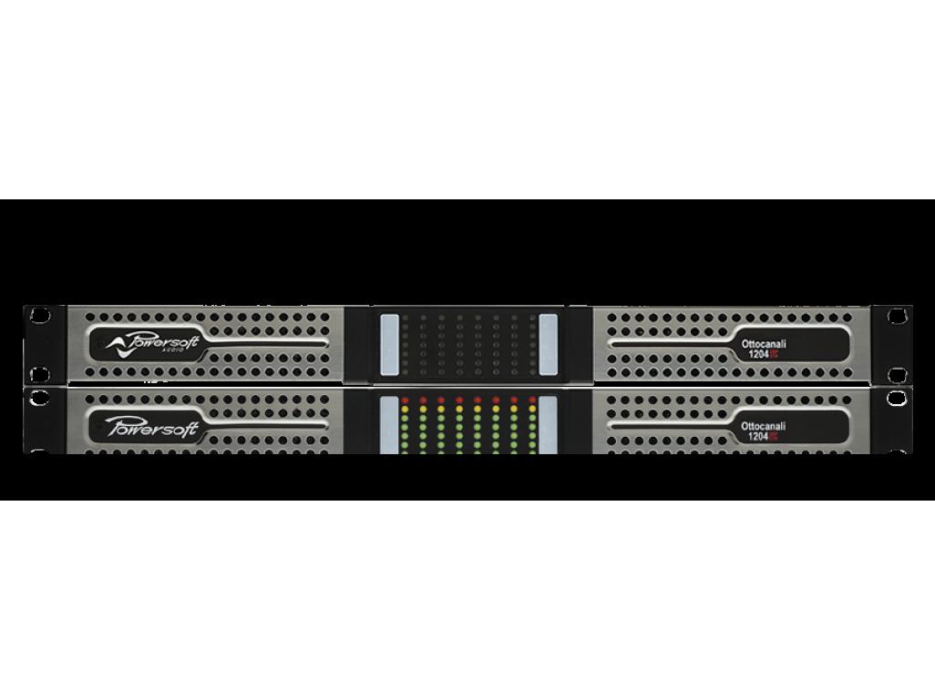 Quattrocanali 1204DSP+DANTE