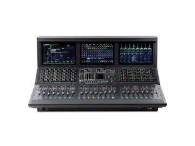 VENUE S6L-24D Control Surface